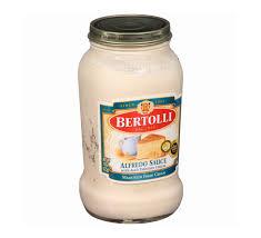 Bertolli Light Alfredo Sauce Bertolli Alfredo Sauce