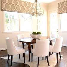 cream and gold cowhide rug metallic design ideas antique oval dining table white chairs cream cowhide rug