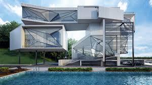 unique architectural designs. Architectures Modern Mountain House With Unique Architecture For A Pilot  Retired. Architecture Design. Unique Architectural Designs T