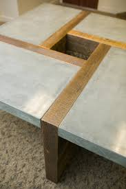 concrete and wood furniture. Airehart-construction-chico-office-furniture-wood-concrete-rustic- Concrete And Wood Furniture B