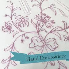 Romantic Embroidery Designs 1718 20 Hannah Pocket