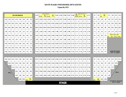 Bergen Pac Seating Chart Box Office Wppac