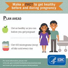 diet plan after birth commit to healthy choices to help prevent birth defects cdc