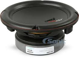 audiopipe ts vr6 tsvr6 dual 4 ohm 150 watt ext car subwoofer product audiopipe ts vr6