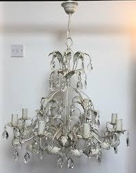 john lewis annabella 8 arm chandelier takes 8 ses bulbs