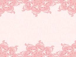 Pink Cistern Powerpoint Templates Border Frames Fuchsia