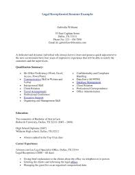 Classy Medical Clerk Resume Objective With Additional Medical
