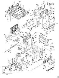 wiring diagram for a dw745 wiring diagram for a dw745 switch dewalt dw745 type 1 table saw spare parts part shop direct wiring diagram