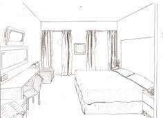 Great 1 Point Of View Room In Drawing | ... Drawings From Floor Plans To.  Perspective ...