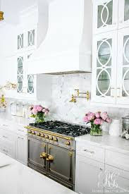 i ve learned a few things over these past few months about how to care for marble and how to keep it sparkling clean and thought i d share them with you