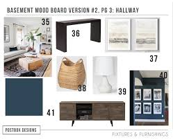 Home Post Box Designs Want To See A Basement Makeover As Fancy As Upstairs Modern
