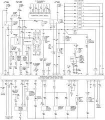 1995 ford wiring schematic wiring diagram
