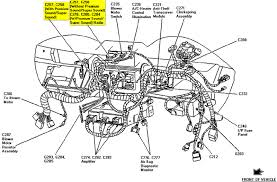 i have a 1997 mustang gt with the basic mach 460 sound system 2001 ford mustang stereo wiring diagram at 2003 Mustang Wiring Harness