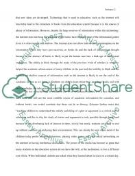 technology in education essay okl mindsprout co technology in education essay