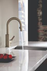 Moen Motionsense Kitchen Faucet Kitchen Awesome Stainless Arbor One Handle High Arc Pulldown