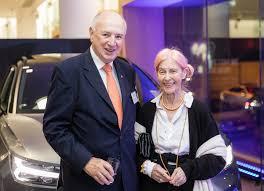 Charles Curran AC and Eva Curran | St Vincent's Curran Foundation