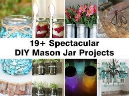 Mason Jar Projects 19 Spectacular Diy Mason Jar Projects