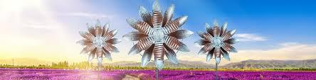 garden wind spinners vegi garden