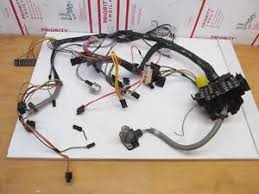 main dash wiring harness fuse box 1975 1976 oldsmobile full main dash wiring harness fuse box 1975