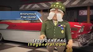 the general auto insurance quote no excuse the general insurance commercial coub gifs with