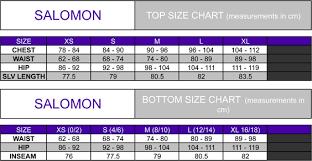 Salomon Binding Size Chart 51 Bright Snowboarding Size Chart Women