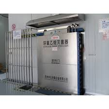Ethylene Oxide Scrubber Design Eto Gas Medical Ethylene Oxide Sterilizer Cabinet View Sterilizer Cabinet Hsx Product Details From Hangzhou Fanyue Trade Co Ltd On Alibaba Com