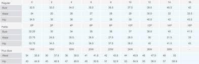 Nydj Size Chart Nydj Barbara Stretch Bootcut Jeans Regular Petite