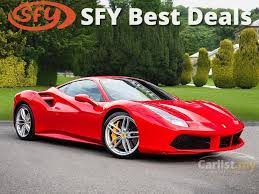 Ferrari 488 Gtb 2016 3 9 In Kuala Lumpur Automatic Coupe Red For Rm 1 308 888 7297664 Carlist My