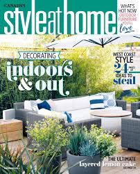 West Coast Decorating Style Style At Home Canada May 2017 By Mimimi966 Issuu