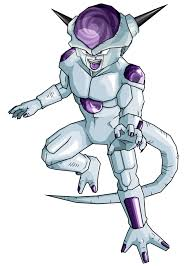 4th form frieza frieza 1st form without armor by robertovile on deviantart