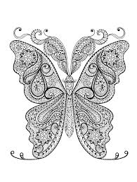 Small Picture Coloring Pages Animals Coloring Pages For Adults With Insects