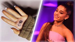 Ariana Grandes Tattoo Disrespects Asian Culture Psychologist Says