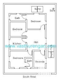 South Facing Indian House Plans With Vastu   Woodworking Easy GuideVastu plan for South facing plot Vasthurengancom
