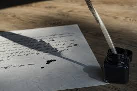 Image result for handwriting parchment