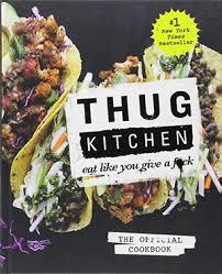vegan thug cookbook