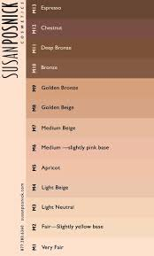 Skin Tone Color Chart 51 Best Hair Color For Skin Tone Chart Style In 2019