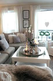 round coffee table decor cozy cheerful ad modern living room ideas
