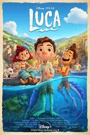 Luca', phim hoạt hình người cá của Pixar được khen vui nhộn | Văn hóa