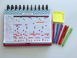 Day Tracker Planner 100 Things To Put In Your Habit Tracker Of Your Planner Or Bullet