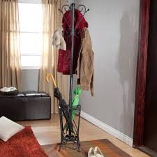 Adesso Umbrella Stand And Coat Rack Southern Enterprises Scrolled Standing Coat Rack and Umbrella 82