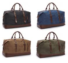 brown leather bag mens leather weekend bag best duffle bags for men weekend