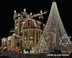 christmas outdoor lighting ideas. Holiday Outdoor Light Lighting Ideas Architecture Home Decorated With Lights . Christmas