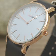 online buy whole real gold watches for men from real fashion quartz luxury rose gold men watches women 40mm waterproof classic nylon steel real leather antibrittle