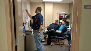 adec partners city of elkhart to provide job shadowing matt heineman elkhart s gis and records manager describes his job using a sketch on