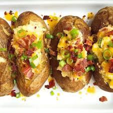stuffed baked potato recipe. Plain Baked Image With Stuffed Baked Potato Recipe D