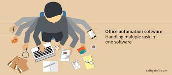 office automated system. Img Office Automated System N