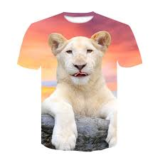 <b>Devin Du</b> Lion T Shirt Men Animal Tshirt Sex Funny T Shirts Slim 3d ...