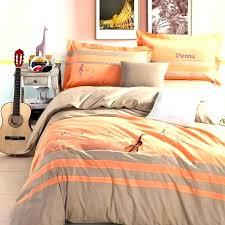 camo full size bedding set orange bed sheets bedding set king orange sets queen gray and