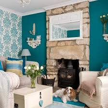 Be Inspired By A Colourful And Eclectic Victorian Home In Gloucestershire.  Turquoise Living RoomsTeal ... Amazing Pictures