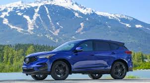 Compact Suv Towing Capacity Comparison Chart 2019 Acura Rdx Review Best Compact Suv Yet Give Or Take